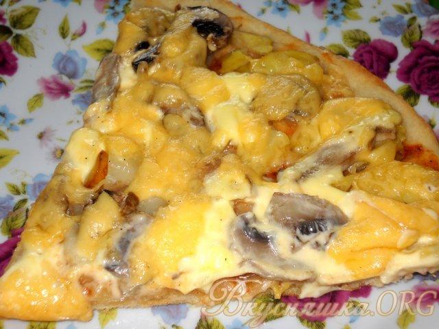 Картошка по-французски рецепт с фото с курицей
