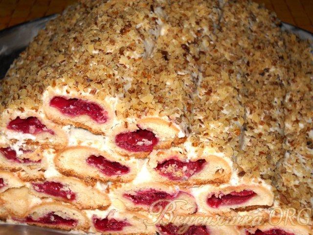 торт монастирська изба фото и рецепт