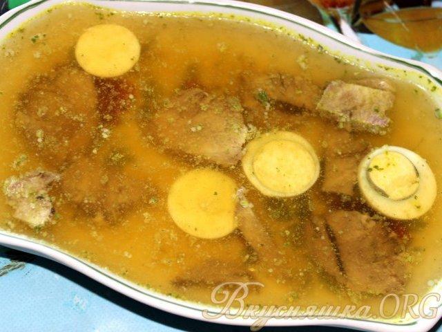 заливное фото и рецепты из свинины